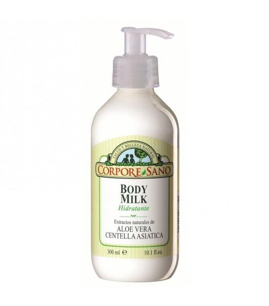 Body milk aloe vera CORPORE SANO 300 ml