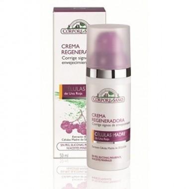 Crema facial regeneradora CORPORE SANO 50 ml