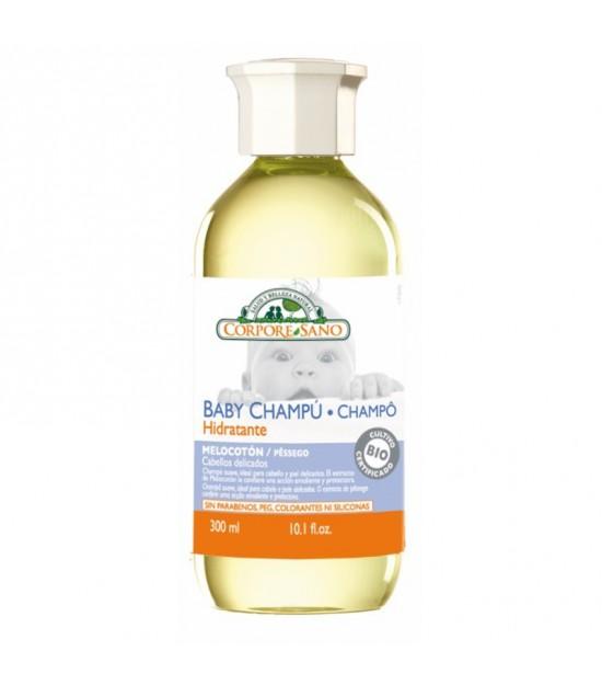 Champu baby melocoton CORPORE SANO 300 ml
