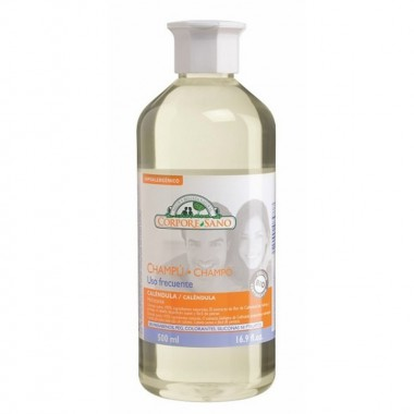 Champu uso frecuente CORPORE SANO 500 ml
