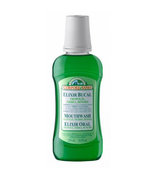 Elixir bucal CORPORE SANO 250 ml