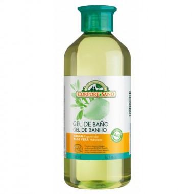 Gel ducha argan aloe Ecocert CORPORE SANO 500 ml