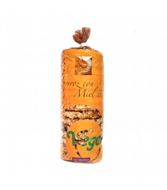 Tortitas arroz miel ALIMENT VEGETAL 250 gr