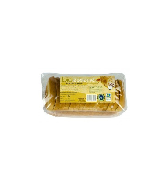 Pan molde kamut BIOESSENE 400 gr