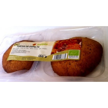 Tortas espelta BIOESSENE 150 gr