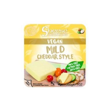 Queso cheddar mild CHEESE 220 gr (semi)