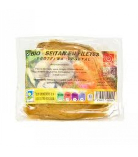 Seitan filetes INTEGRAL ARTESANS 300 gr BIO