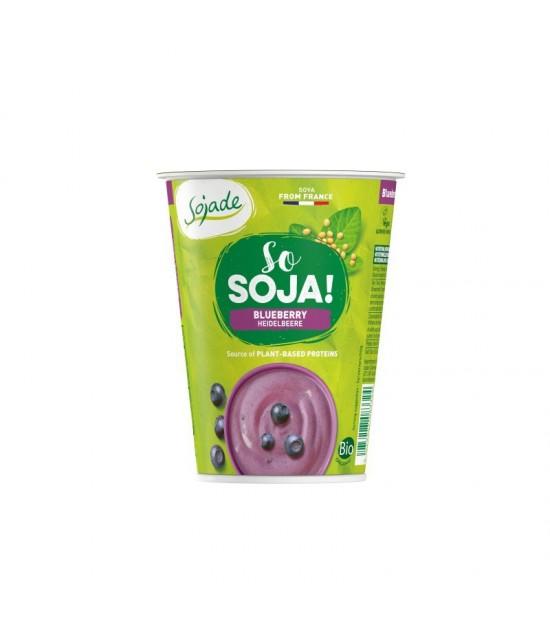 Yogur soja arandano SOJADE 400 gr BIO