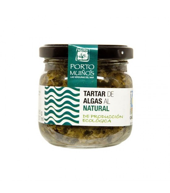 Tartar algas natural PORTO MUIÑOS BIO