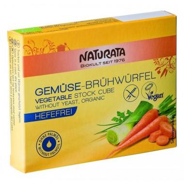 Concentrado sopa dados sin levadura NATURATA 72 gr ECO
