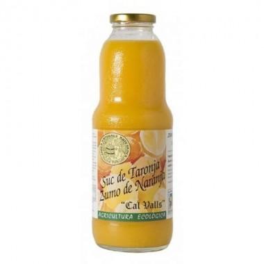 Zumo naranja CAL VALLS 1 L ECO