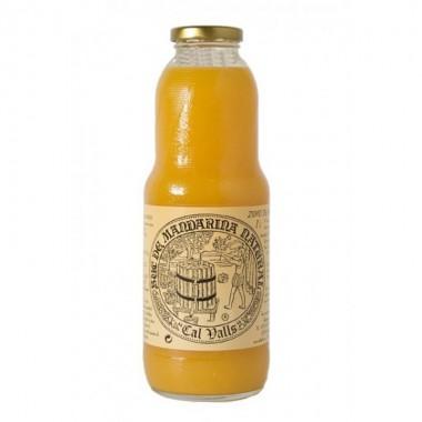 Zumo mandarina natural CAL VALLS 1 L
