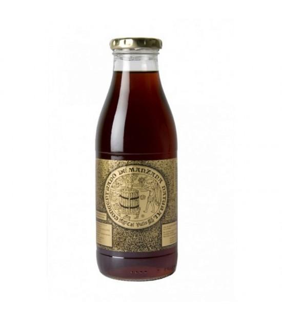 Concentrado manzana liquido natural CAL VALLS 500 ml