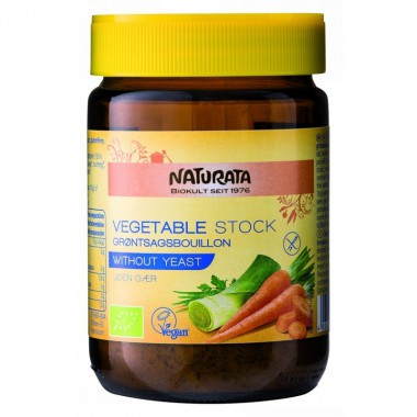 Concentrado sopa tarro sin levadura NATURATA 200 BIO