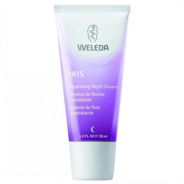 Crema noche hidratante iris WELEDA 30 ml