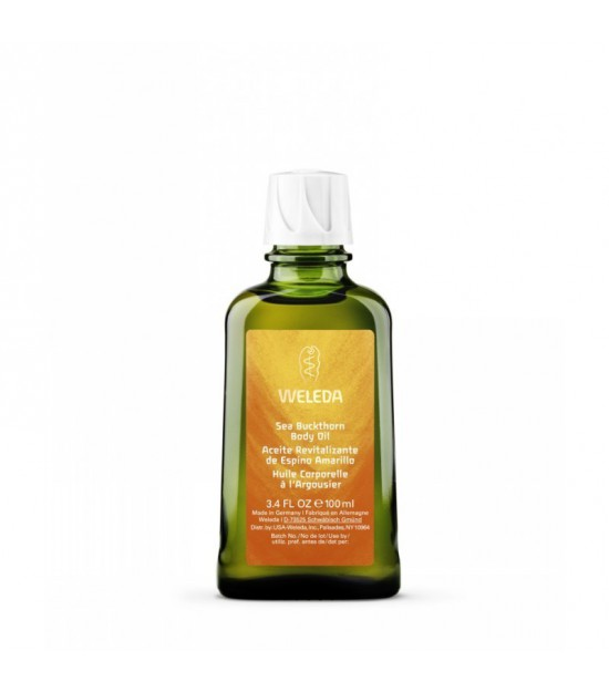 Aceite corporal espino amarillo WELEDA 100 ml