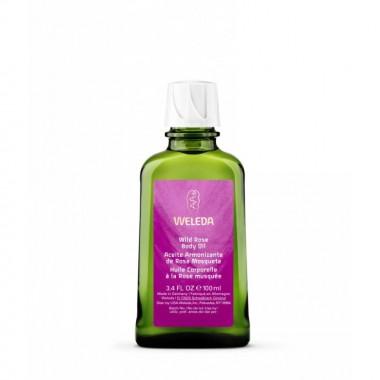 Aceite corporal rosa mosqueta WELEDA 100 ml