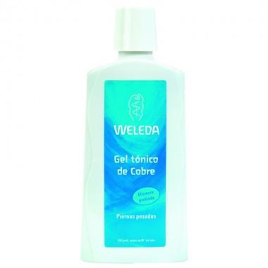 Gel tonico cobre WELEDA 200 ml