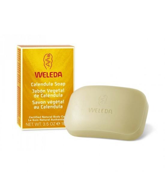 Jabon vegetal calendula WELEDA 100 gr