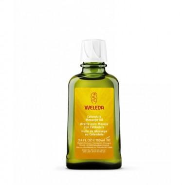 Aceite masaje calendula WELEDA 100 ml