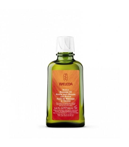 Aceite masaje arnica WELEDA 100 ml