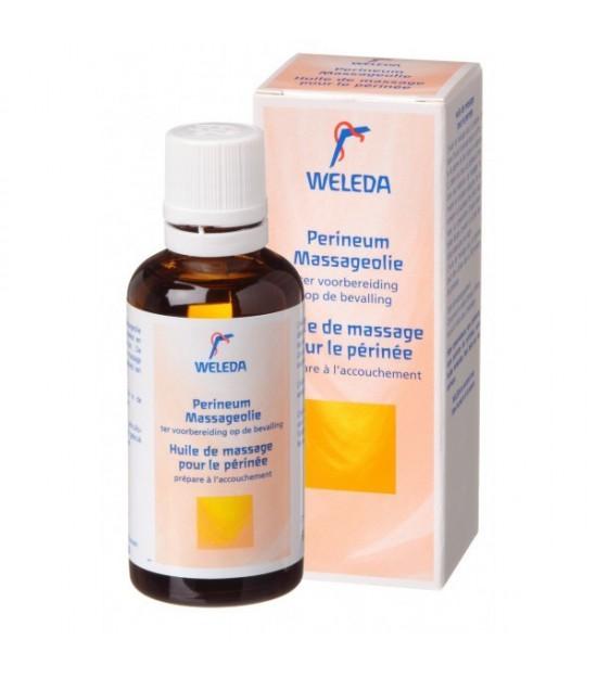 Aceite masaje perineal WELEDA 50 ml