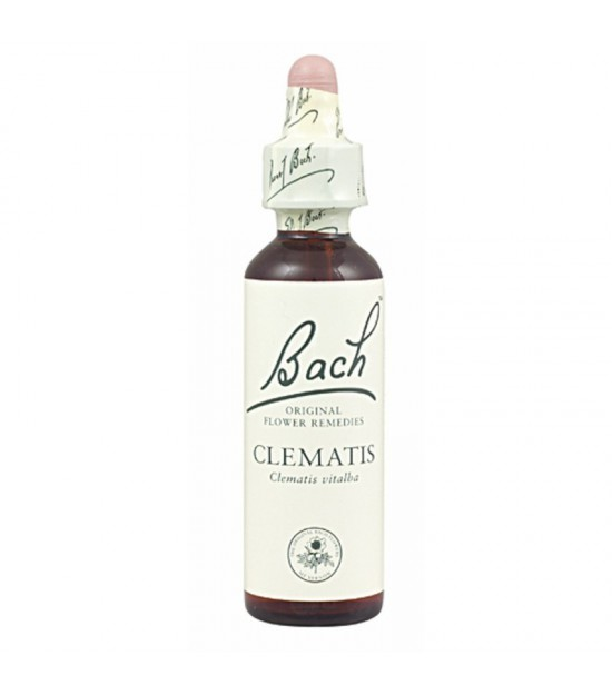 FLOR BACH clematis 20 ml Nº9