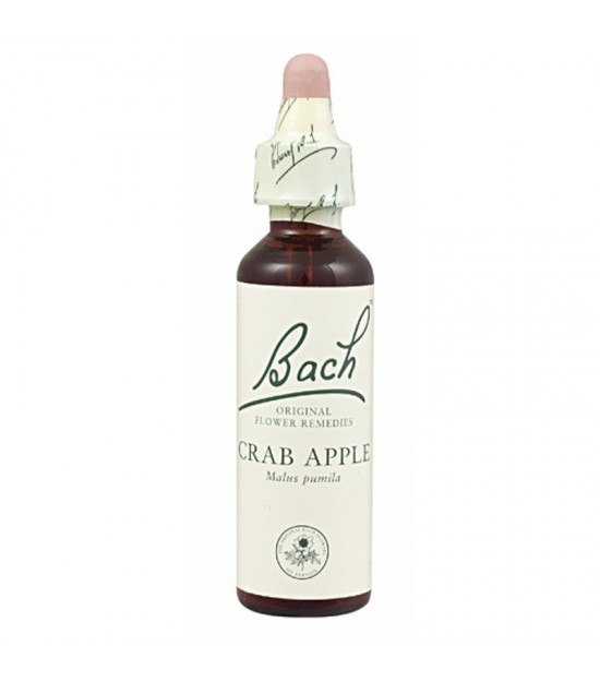 FLOR BACH crab apple 20 ml Nº10