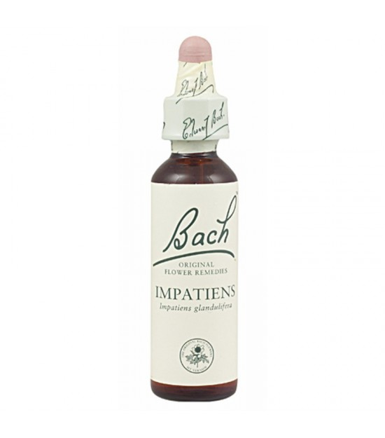 FLOR BACH impatiens 20 ml Nº18