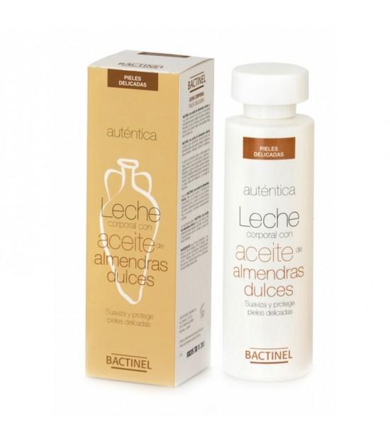Leche corporal almendras dulces BACTINEL 300 ml (emulsion)
