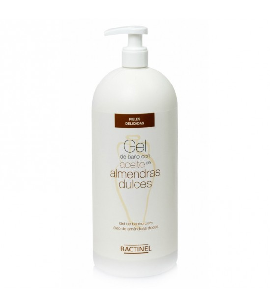 Gel almendras BACTINEL 750 ml
