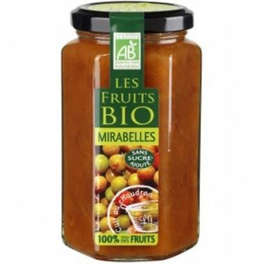 Mermelada ciruela 100% fruta DESTINATION 300 gr BIO
