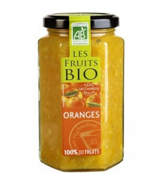 Mermelada naranja 100% fruta DESTINATION 300 gr BIO