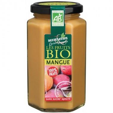 Mermelada mango 100% fruta DESTINATION 300 gr BIO