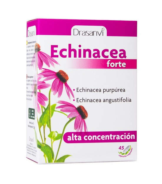 Equinacea forte DRASANVI 45 capsulas