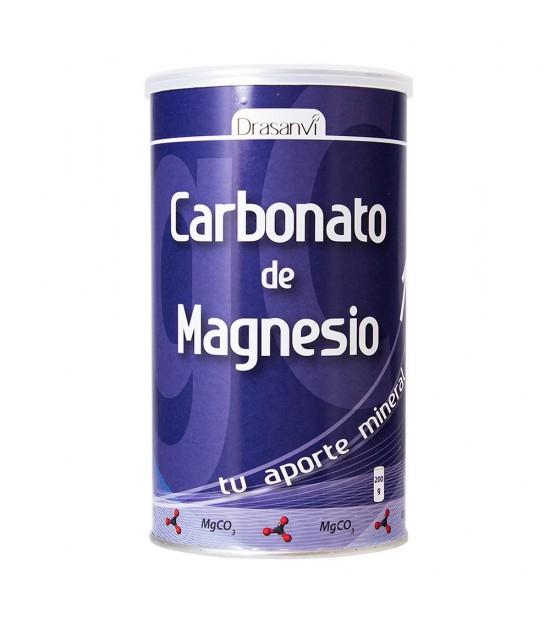 Carbonato magnesio DRASANVI 200 gr