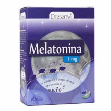 Melatonina 1,9 mg DRASANVI 60 comprimidos