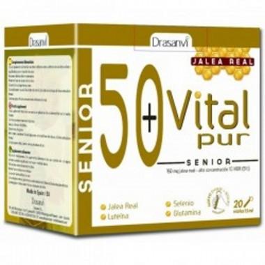 Vitalpur senior DRASANVI 20 viales