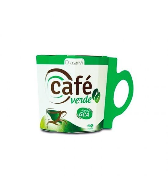 Cafe verde DRASANVI 60 comprimidos