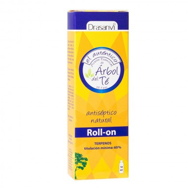 Roll-on aceite arbol del te DRASANVI 10 ml