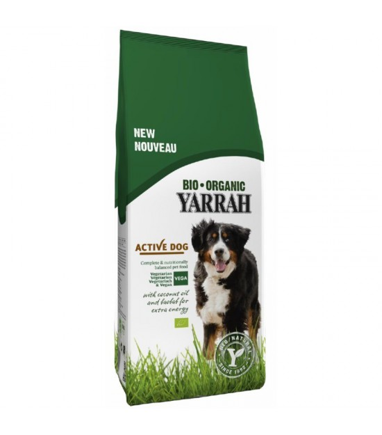 Pienso perros vegetarianos YARRAH 2 kg