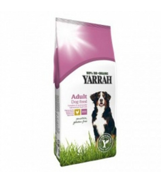Pienso perros sensitive pollo YARRAH 2 kg