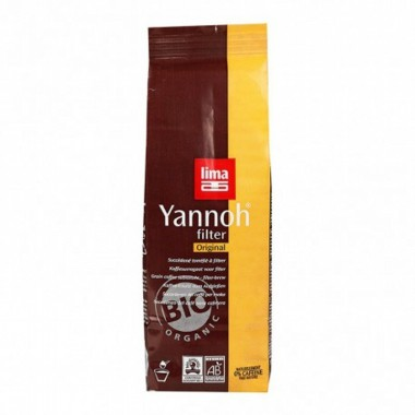 Cafe cereales original YANNOH 500 gr BIO