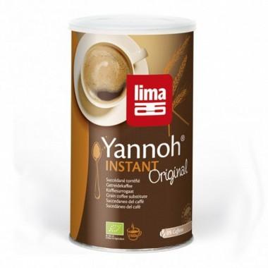 Cafe cereales instantaneo YANNOH 250 gr BIO