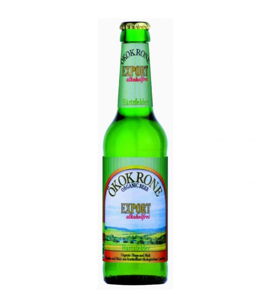 Cerveza sin alcohol OKO KRONE 330 ml