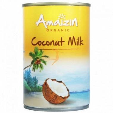 Leche coco AMAIZIN 400 ml