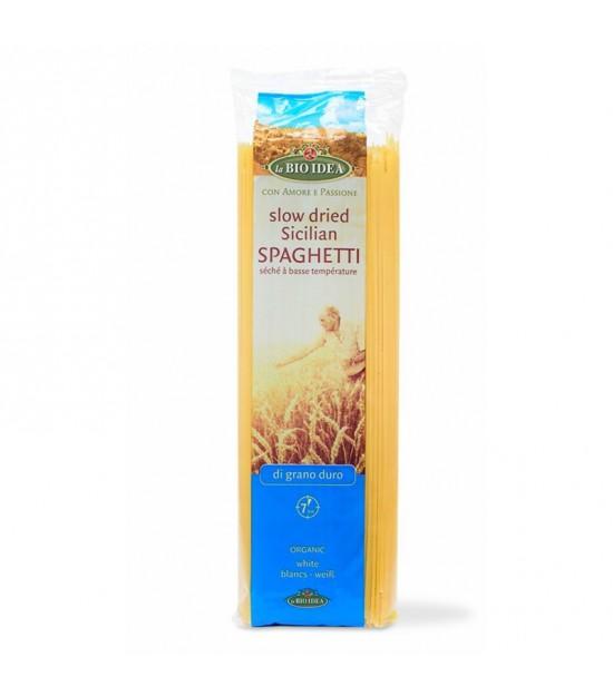 Espagueti blanco BIOIDEA 500 gr BIO