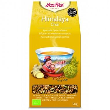 Yogi tea himalaya chai suelto 90 gr BIO