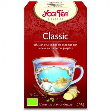 Yogi tea infusion classic 17 bolsas BIO