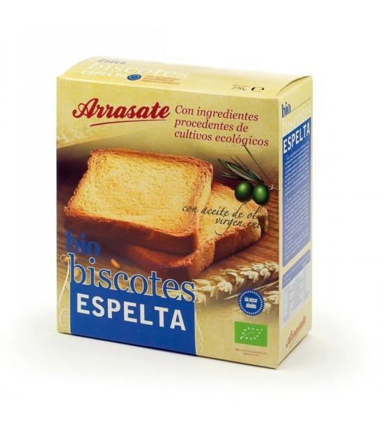 Biscote espelta ARRASATE 270 gr ECO